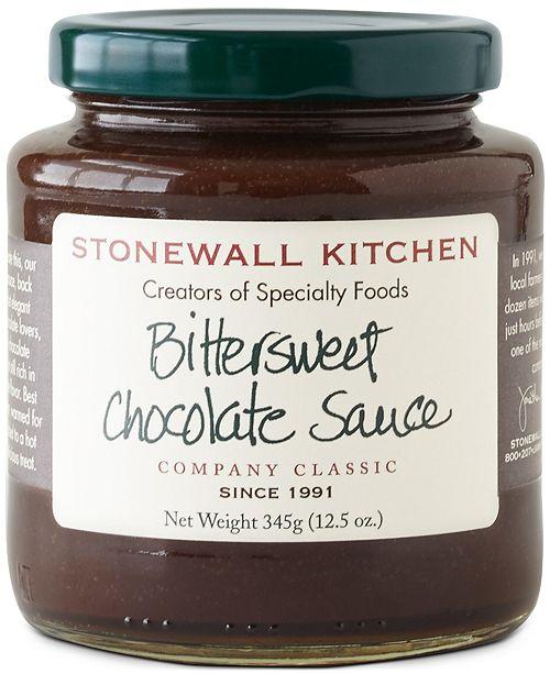 Stonewall Kitchen Bittersweet Chocolate Sauce