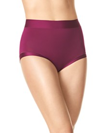 Warner's Women's Plus Size Easy Does It Stretch Brief Underwear RS9301P