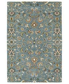 Middleton MID05-78 Turquoise 9' x 12' Area Rug