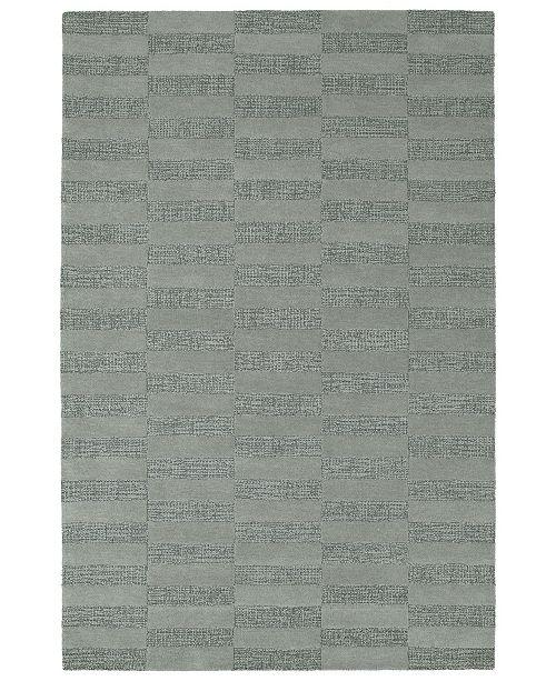 Kaleen Stesso SSO04-75 Gray 8' x 10' Area Rug