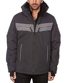 Men's Hooded Ski Jacket