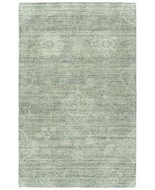 "Palladian PDN01-77 Silver 5' x 7'9"" Area Rug"