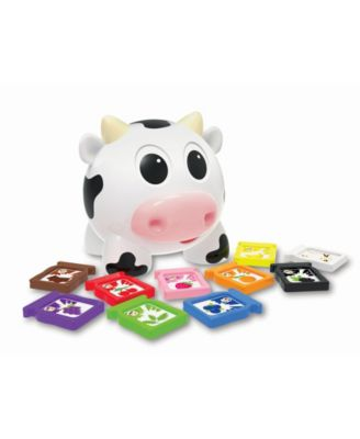 The Learning Journey Learn with Me- Color Cow