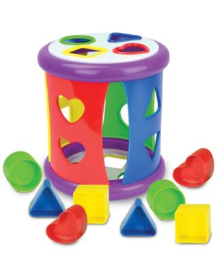 The Learning Journey My First Shape Sorter