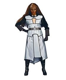 BuySeason Women's Star Trek Deluxe Klingon Costume