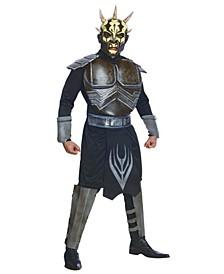 BuySeason Men's Star Wars Deluxe Savage Opress Costume