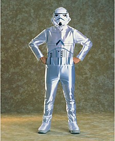 BuySeason Men's Star Wars Stormtrooper Costume