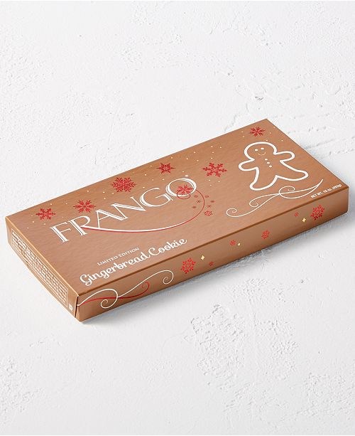 Frango Chocolates Gingerbread Cookies, Created for Macy's