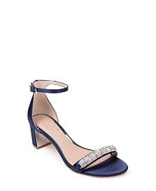 Jewel Badgley Mischka Ramsay Ornamented Sandals