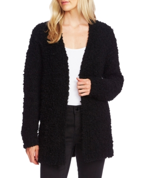 Vince Camuto Tops OPEN-FRONT CARDIGAN
