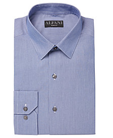 Alfani Men's AlfaTech Dress Shirt, Created for Macy's