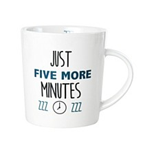 Just Five More Mug