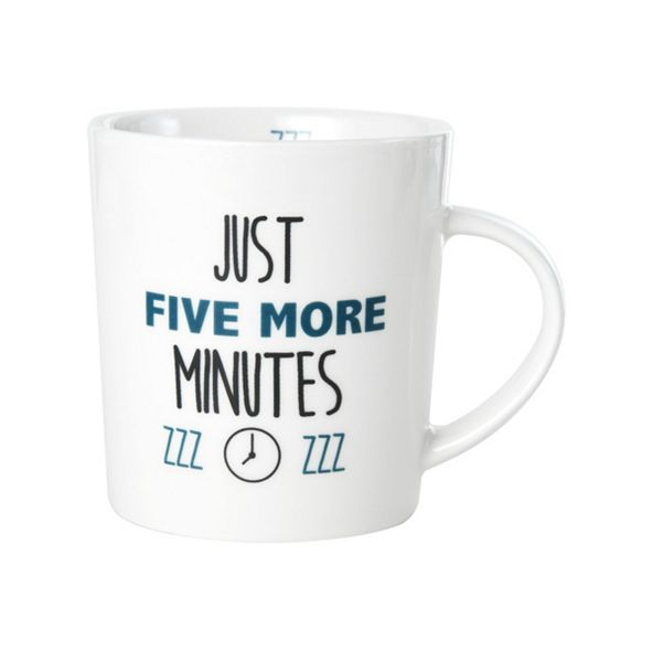 Pfaltzgraff Just Five More Mug