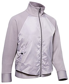 Women's Misty Copeland Layered-Look Jacket