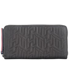 Taylor Large Zip Wallet