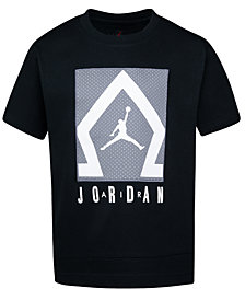 Jordan Big Boys Diamond Jumpman T-Shirt