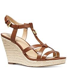 Preston Espadrille Wedge Sandals