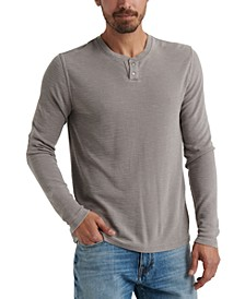 Men's Thermal Two-Snap Henley