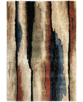 Next Generation Rock Cliff Sunshine 5.3' x 7.6' Area Rug