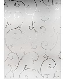 Etched Lace Window Film
