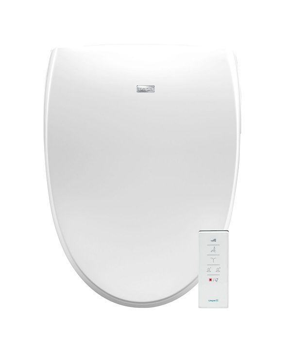 Bio Bidet BioBidet Serenity A8 Electric Smart Bidet Seat for Elongated Toilet