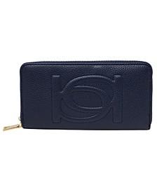 Poppy Zip Around Wallet
