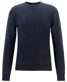 BOSS Men's Bassi Crewneck Sweater