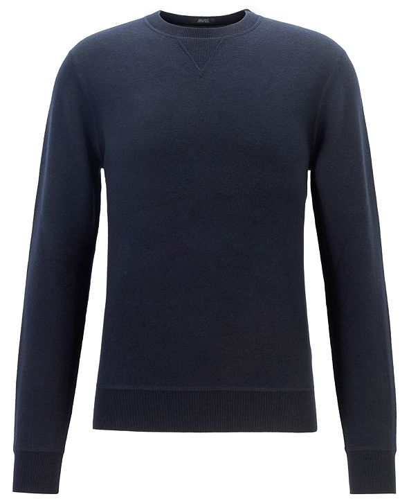 Hugo Boss BOSS Men's Bassi Crewneck Sweater
