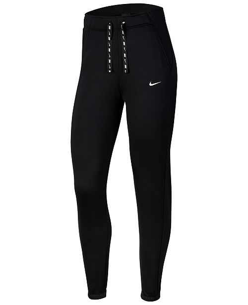 Nike Women's Therma Fleece Tapered Training Pants