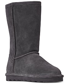 Bearpaw Little Girls' Elle Tall Boots from Finish Line