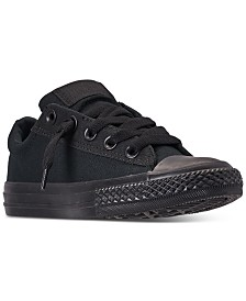 Converse Little Boys Chuck Taylor Street Ox Casual Sneakers from Finish Line