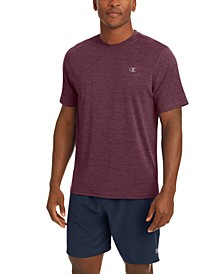 Men's Double Dry Heathered Mesh T-Shirt