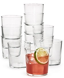 Bodega Medium 12 Piece Glassware Set