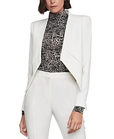 Asymmetrical Blazer & Trouser