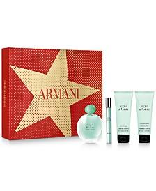 Giorgio Armani 4-Pc. Acqua di Gioia Gift Set