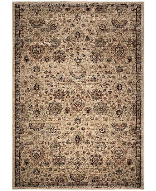 "Palmetto Living Aria Dover Bisque 6'5"" x 9'6"" Area Rug"