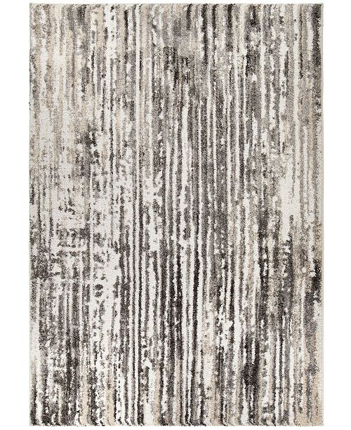 "Palmetto Living Mystical Birchtree Natural 5'3"" x 7'6"" Area Rug"
