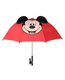 Boy's Mickey Mouse Umbrella
