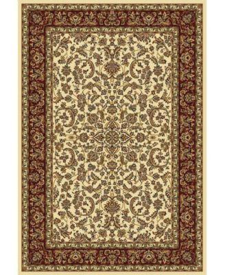"CLOSEOUT! 1318/1510/IVORY Navelli Ivory/ Cream 3'3"" x 5'4"" Area Rug"
