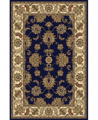 """CLOSEOUT! 1330/1240/NAVY Navelli Blue 3'3"""" x 5'4"""" Area Rug"""