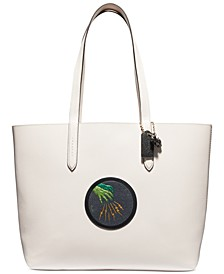 Wizard Of Oz Crossgrain Leather Highline Tote