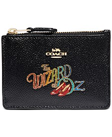 Wizard of Oz Leather RFID Wallet