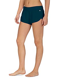 Juniors' Supersuede Beachrider Shorts