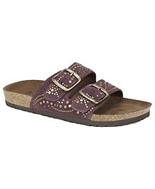 Harmony Footbed Sandals