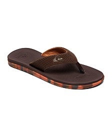 Quiksilver Men's Haleiwa Plus Sandals