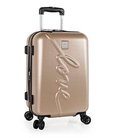 """ED Ellen DeGeneres Addison 19"""" Carry On Luggage"""