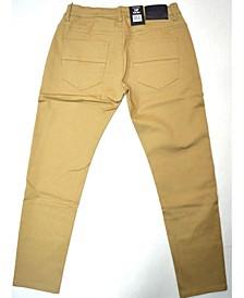 Slim Fit Stretch Colored Denim Pant