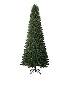 "9"" PVC Slim Tree with 450 UL Lights"