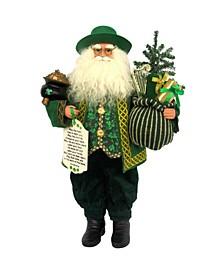 """18"""" Irish Claus"""