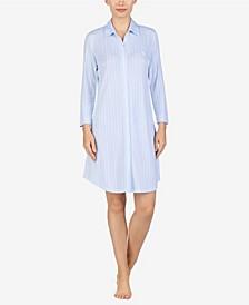 3/4 Sleeve Sleepshirt
